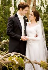 Edward Bella wedding