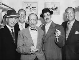 5 Marx Brothers