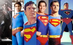 5 Supermen