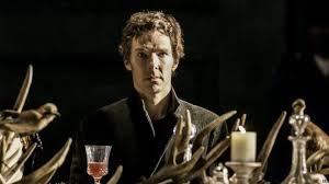 Hamlet - dinner table