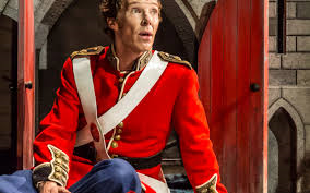 Hamlet - red coat