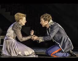 Hamlet w Gertrude