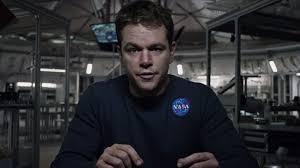 Martian at video