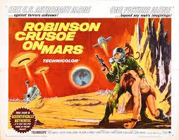 R C on Mars poster
