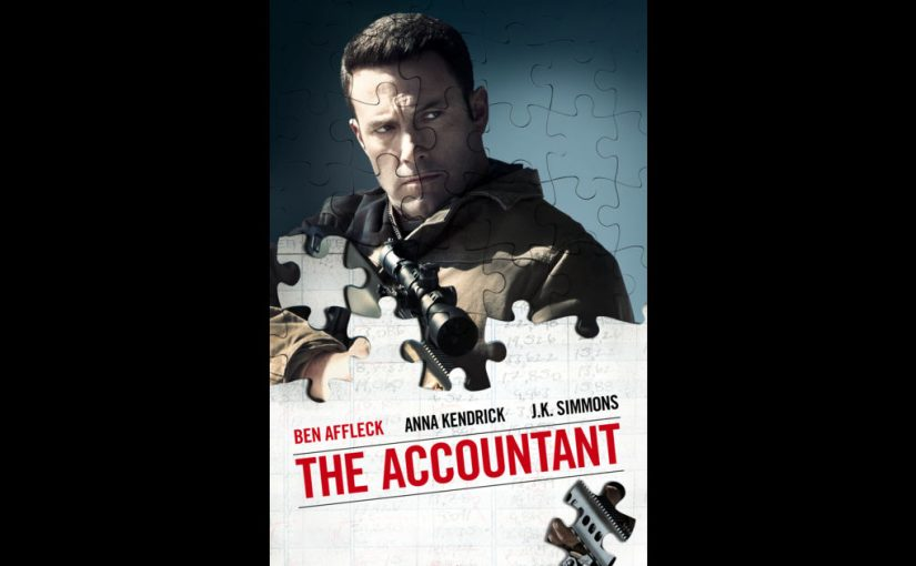 THE ACCOUNTANT – AN AUTISTIC JASON BOURNE