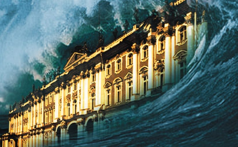 RUSSIAN ARK – ONE SHOT IS WHAT IT'S ALL ABOUT