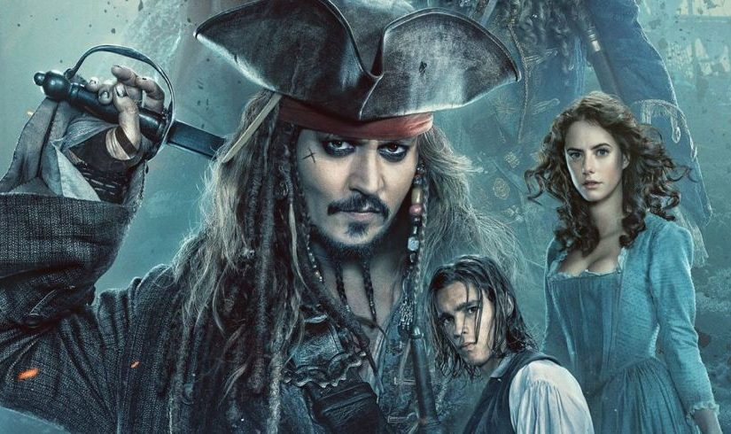 PIRATES OF THE CARIBBEAN: DEAD MEN TELL NO TALES – A FLICK TOO FAR