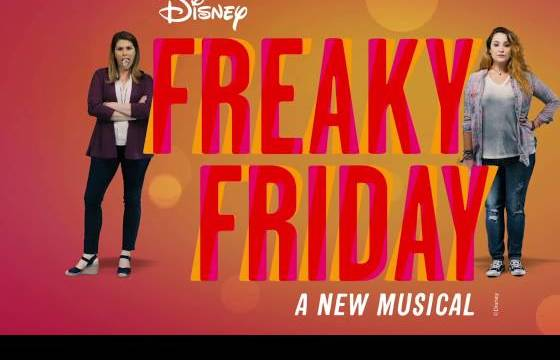 NOT YOUR MOM'S FREAKY FRIDAY – THIS IS A FABULOUS PLAY!!!