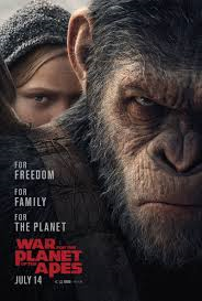 WAR FOR THE PLANET OF THE APES – A HUMORLESS PATCHWORK QUILT OF OTHER MOVIES