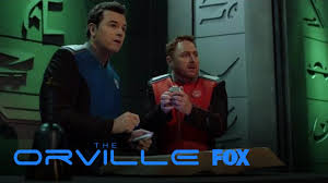 The Orville – an update – NOW A WARNING?!!: Seth MacFarlane's stand against science