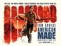 AMERICAN MADE – FITTING SUCCESSOR TO RISKY BUSINESS