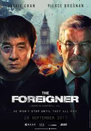 "The Foreigner – a compelling departure from ""type"" for both Chan and Brosnan"