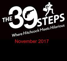 THE 39 STEPS – Carefully Crafted Chaos at Lake Charles Little Theater