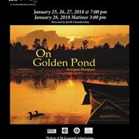 ON GOLDEN POND – SEE THIS WEEKEND OR MISS A GREAT PERFORMANCE