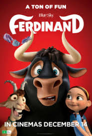 FERDINAND – THE BULL IS NOT THE ONLY ONE WHO WAS CONFUSED