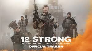 12 STRONG – THOR ON HORSEBACK AGAINST TANKS!? WHAT'S NOT TO LIKE!!