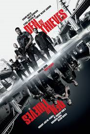 DEN OF THIEVES – KINETIC, EXPLOSIVE (LITERALLY), RED-BLOODED COPS AND ROBBERS
