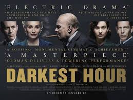 DARKEST HOUR – BRILLIANT AND INTIMATE PORTRAIT OF CHURCHILL ON THE BRINK OF WORLD WAR II