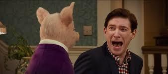 gleeson and pig