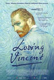 LOVING VINCENT – AN ANIMATED BIOGRAPHY IN VAN GOGH'S PAINTINGS