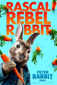 PETER RABBIT – CHARMINGLY PRESENTED RABBIT … TAIL