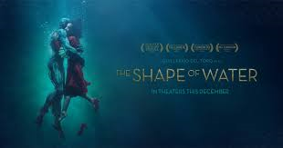 THE SHAPE OF WATER – OFFENSIVE ON SOOOO MANY LEVELS