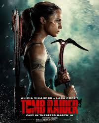 TOMB RAIDER – HARMLESS BRAINLESS FUN