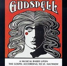 GODSPELL – EVANGELICAL FLASH MOB ON STAGE AT LAKE CHARLES LITTLE THEATRE!!
