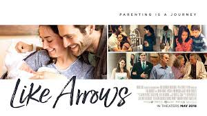 LIKE ARROWS: THE ART OF PARENTING – 50 YEARS OF REAL ROMANCE