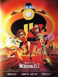 INCREDIBLES 2 – AND NOW YOU KNOW THE REST OF THE STORY