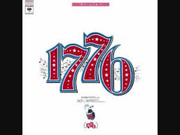 1776 – BRILLIANT, UNIQUE MUSICAL, ABOUT THE SIGNING OF THE DECLARATION OF INDEPENDENCE
