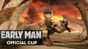 EARLY MAN – LAUGH AS WALLACE AND GROMIT MEETS EVERY SPORTS MOVIE