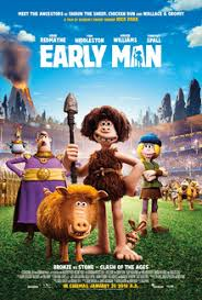 EARLY MAN – LAUGH AS WALLACE AND GROMIT MEETS EVERY SPORTS MOVIE CLICHE KNOWN TO MAN