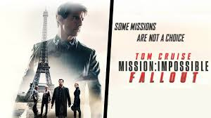 MISSION IMPOSSIBLE: FALLOUT – IF YOU LOVED ANY OF THEM YOU'LL LOVE THIS ONE TOO