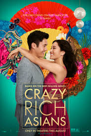 CRAZY RICH ASIANS – ADORABLE CAPRA-ESQUE ROM COM CHINESE-STYLE