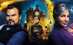 THE HOUSE WITH A CLOCK IN ITS WALLS – MEDIOCRE FANTASY WITH A POSSIBLY SINISTER UNDERTONE