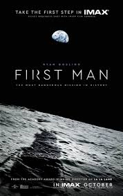FIRST MAN – THE WRONG STUFF