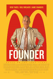 THE FOUNDER – DULL BIOPIC OF THE BUSINESS VULTURE RAY KROC IN A WASTE OF KEATON'S TALENTS