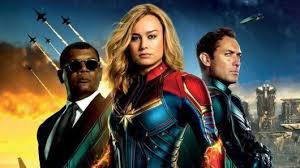 CAPTAIN MARVEL – GOOD IN SPITE OF ITSELF
