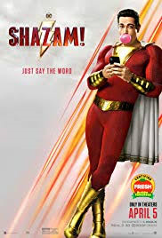 SHAZAM – ADORABLE SUPER HERO FROM THE POV OF A KID