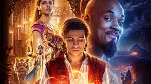ALADDIN – FANTASTIC LIVE ACTION VERSION AND, DARE I SAY, BETTER THAN THE ANIMATED CLASSIC
