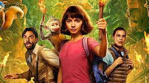 Dora and The Lost Movie Badly Told