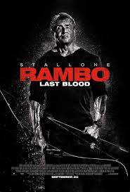 RAMBO: LAST BLOOD — TRULY BAD MOVIE, BUT WORTH SEEING AS A HORRIBLE WARNING TO IDEALISTIC SNOWFLAKES