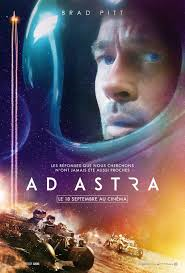 AD ASTRA – A VERY DIFFERENT KIND OF SCI FI