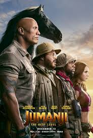 JUMANJI: THE NEXT LEVEL – CLEVER AND LOADS OF FUN