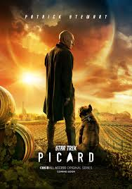 PICARD IS TASKED WITH SAVING THE UNIVERSE – AGAIN!!
