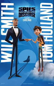SPIES IN DISGUISE – FORGETTABLE AND REGRETTABLE