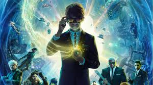 ARTEMIS FOWL – HARMLESS BUT MUDDLED FILM OF THE BOOK SERIES