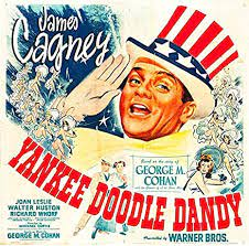 YANKEE DOODLE DANDY – AN AMERICAN ICON PORTRAYS AN AMERICAN ICON