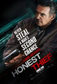 HONEST THIEF – FORMULAIC BUT ENTERTAINING ACTION ADVENTURE